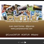 Community manager experto en turismo | Juan José Correa